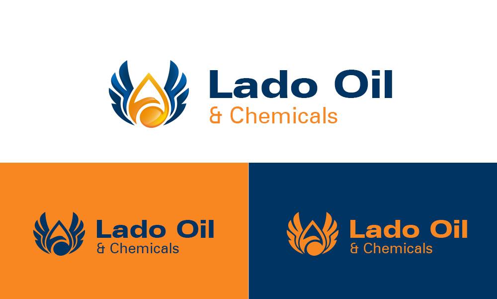 lado oil brand identity suptoldesigns
